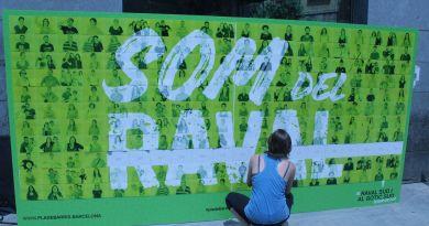 Fiestas del Raval 2017