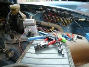 Porsche 911 SC Wiring Repair Project  Ferdinand