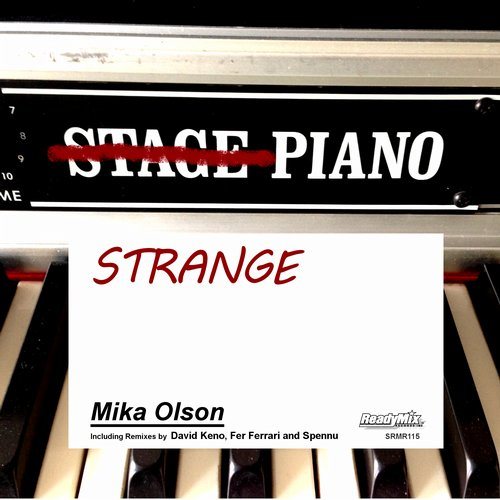 Strange Piano - Ready Mix