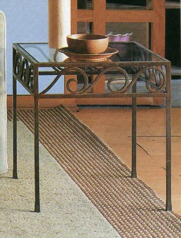 meubles fer forge anglet biarritz