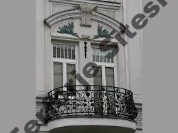 ferforje fransız balkon korkulukları,