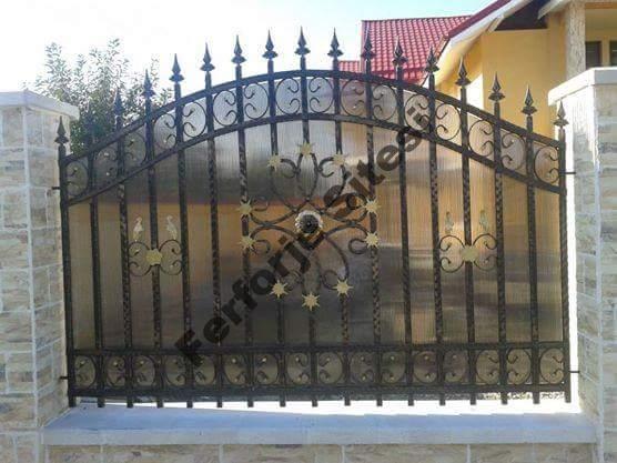 bahçe kapıları modeli