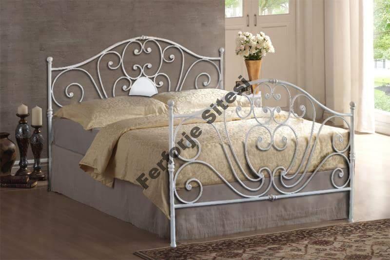 ferforje yatak başlığı tasarımı