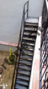 Demir merdiven