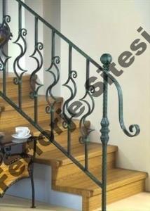 merdiven korkuluklari