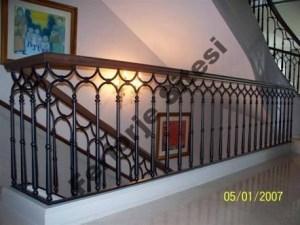 ferforje merdiven fiyatlari