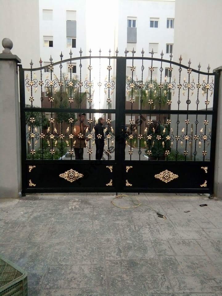 Bahce kapıları
