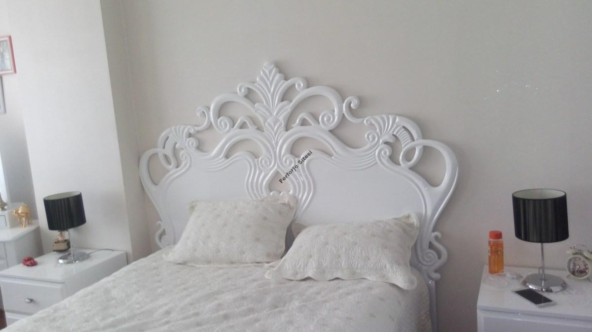 Ferforje yatak
