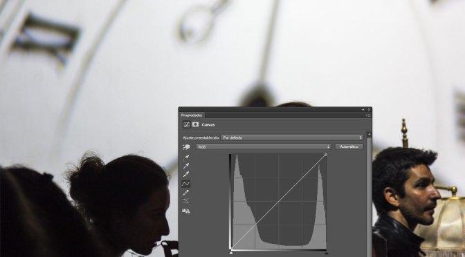 Trabajar con Curvas en Photoshop (I)
