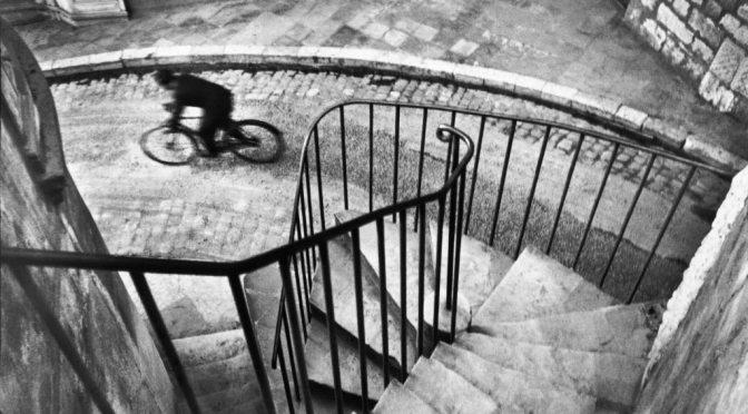 Fotografiar del natural de Henri Cartier Bresson