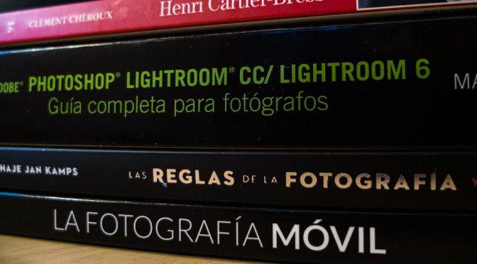 Libros de fotografía para empezar el año
