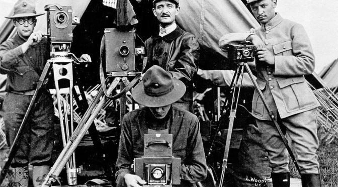 Los soldados fotógrafos de la Primera Guerra Mundial