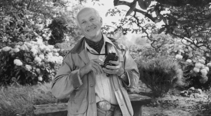 Rachel Seed y Henri Cartier-Bresson