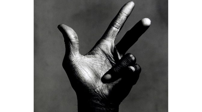 Miles Davis de Irving Penn