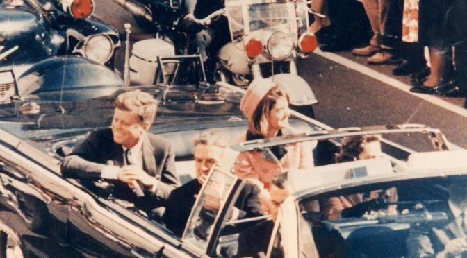 Sobre las imágenes del asesinato de Kennedy