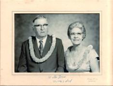 John, Gloria Fergerstrom