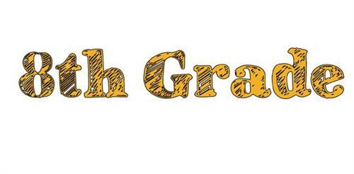 Image result for 8th grade logo