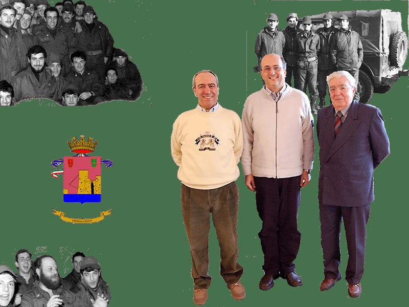 Gli ex del Quinto Battaglione Genio Pionieri Bolsena