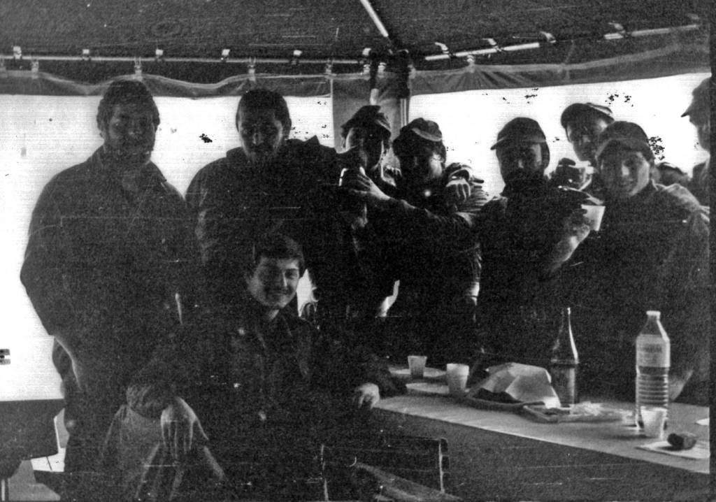 Vivere in tenda durante il terremoto del 1980