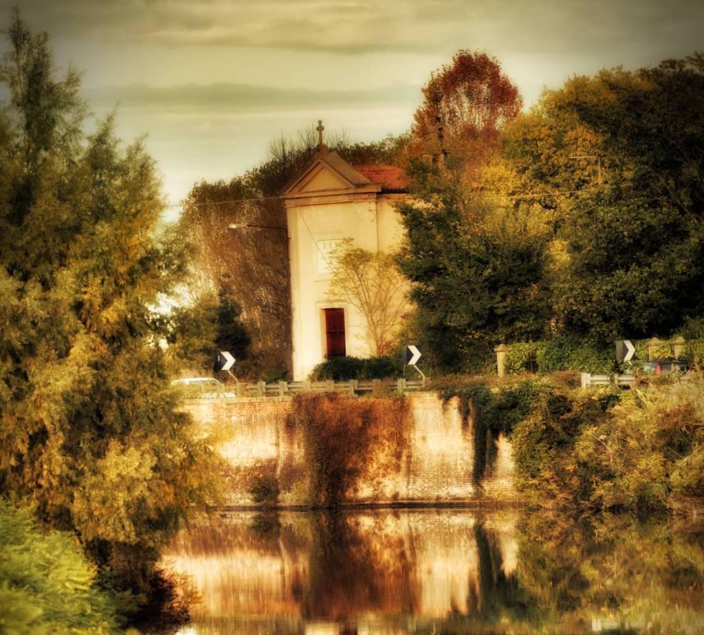 Antica chiesetta del Pigozzo, o dialettalmente Pigosso