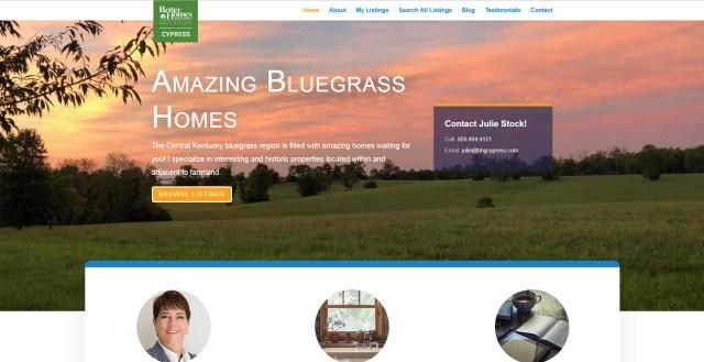 Amazing Bluegrass Homes