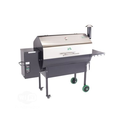 Green Mountain Grills Jim Bowie, Pellet, Freestanding Barbeque
