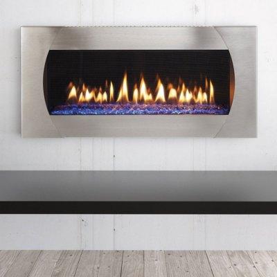 Rsf Opel 3 Woodburning Zero Clearance Fireplace Fergus