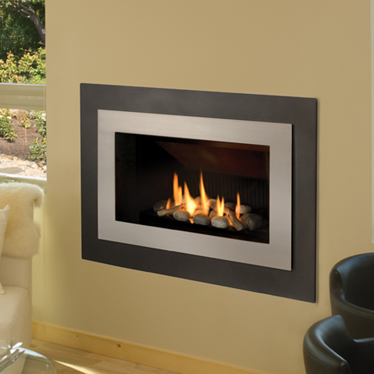 valor h4 gas zero clearance fireplace