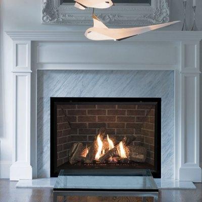 Heat Amp Glo Sl7x Gas Zero Clearance Fireplace Fergus