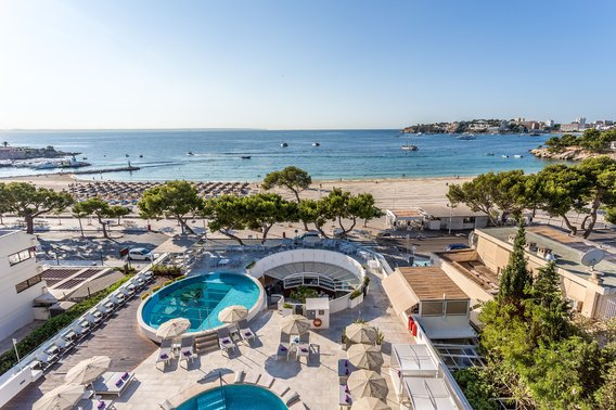 hotel hotel fergus style palmanova