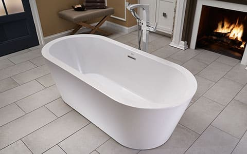 Jacuzzi Tubs Whirlpool Jetted Freestanding Bathtubs