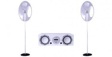 FHOO9 Loudspeaker System By Ferguson Hill