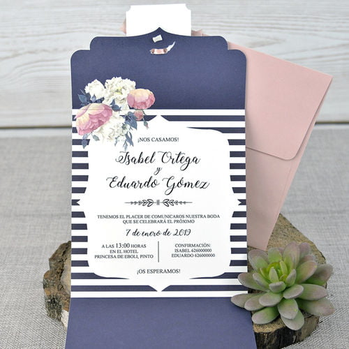 invitaciones de boda tendencias originales propuestas invitacion it sisters