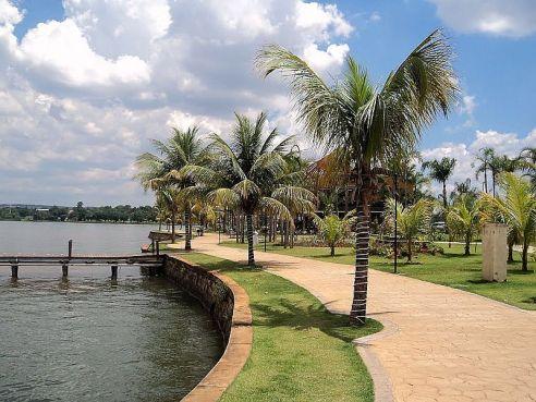 Resultado de imagem para orla do lago df