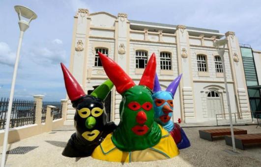 Resultado de imagem para museu carnaval salvador