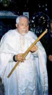 Părintele Vasile Pătrașcu
