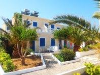 Kreta Urlaub Unterkunft