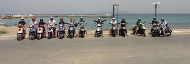 Quad und Motoradverleih Kreta