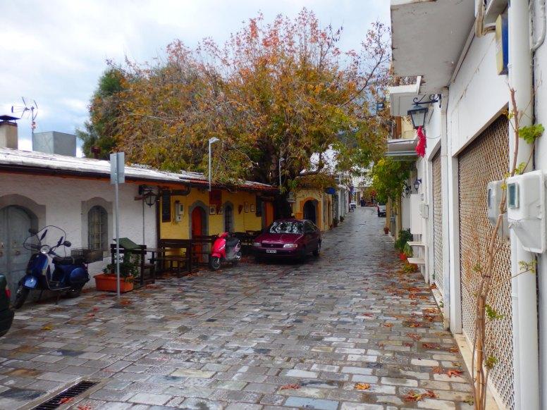 Bergdorf Kreta