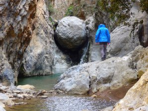 Winter Wanderung Kreta