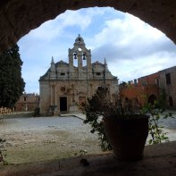 kloster in kreta