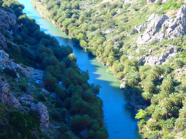Crazy Canyon Kreta