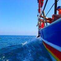 Bootfahren auf Kreta in der Nebensaison