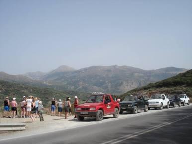 jeep safari kreta
