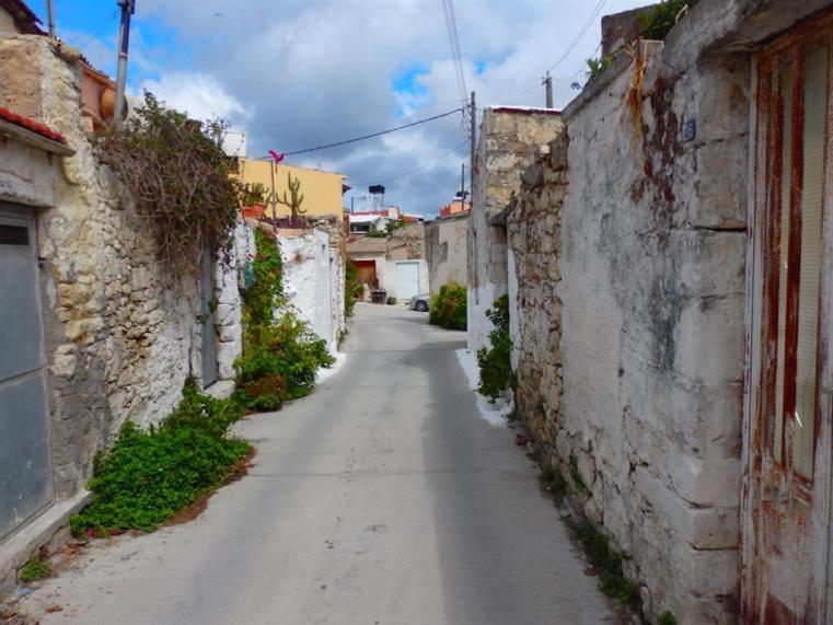 Dorf Wanderung