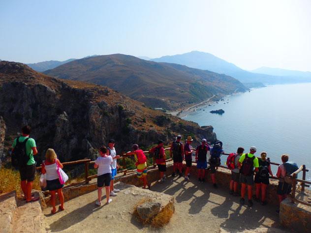 Schluchten auf Kreta