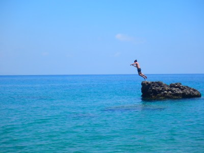 aktiven Sommerurlaub