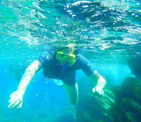 Schnorcheln-in-großartigen-Buchten-Kretas