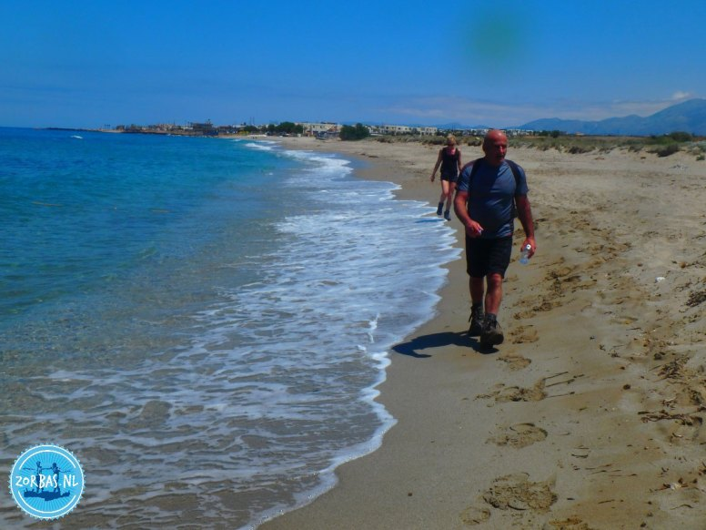 strand wanderungen kreta