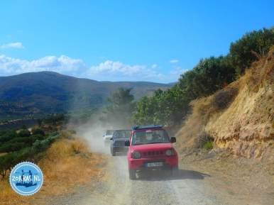 Ausflüge auf Kreta - Jeep Safari